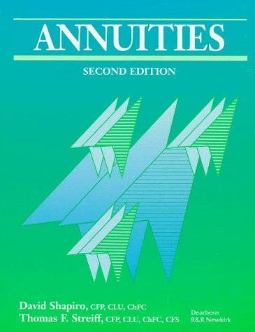 Annuities PDF