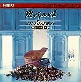 Mozart: Piano Variations, Rondos / Mozart Edition 18