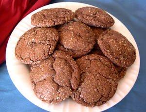 Chocolate Sugarsnaps Cookie Mixes (1 Large Mix)