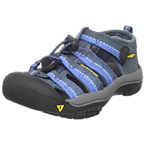 KEEN Newport H2 Sandal (Toddler/Little Kid/Big Kid),Midnight Navy/Daphne,11 M US Little Kid