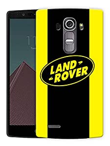 "Supercar Love Printed Designer Mobile Back Cover For ""LG G4"" By Humor Gang (3D, Matte Finish, Premium Quality, Protective Snap On Slim Hard Phone Case, Multi Color)"