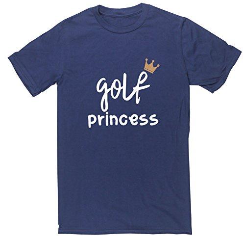 HippoWarehouse Golf-Maglietta a maniche corte unisex Blu navy XX-Large