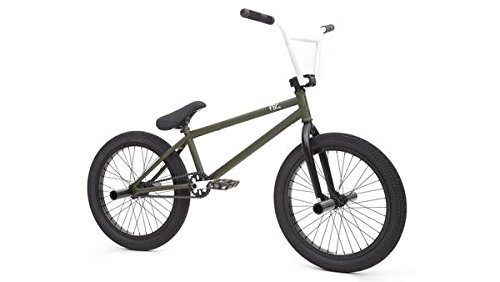 2016-Fit-Benny-Signature-Complete-Pro-BMX-Bike-Matte-Army-Green