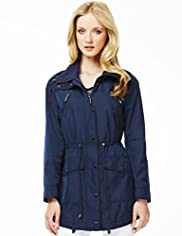 Autograph Zip Pockets Parka with Stormwear™