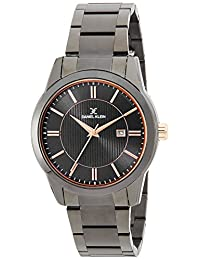 Daniel Klein Analog Black Dial Men's Watch - DK10719-3