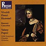 Vivaldi, Danzi, and Hummel: Bassoon Concertos