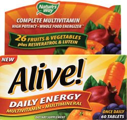 Alive Daily Energy Multi