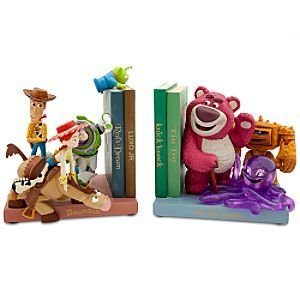 Disney Toy Story 3 Bookends -- 2-Pc.