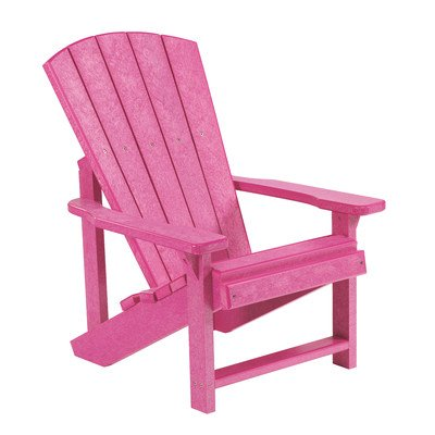 Generations Kids Adirondack Chair Color: Fuchsia