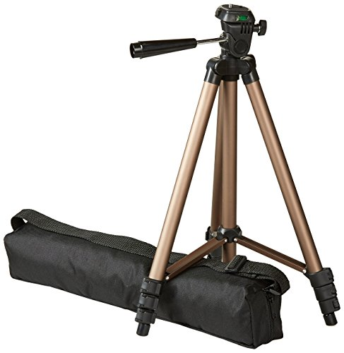 AmazonBasics-Lightweight-Tripod-with-Bag