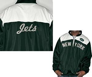 Buy NFL New York JETS MVP Track Jacket by GIII ~XL by G-III Sports