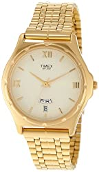 Timex Classics Analog Gold Dial Mens Watch - BW01