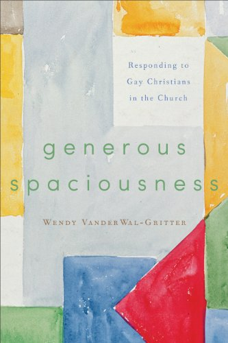 Sale alerts for Brazos Press Generous Spaciousness: Responding to Gay Christians in the Church - Covvet