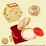 Porcelain Signature Powder Compact