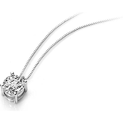 collana donna gioielli Ambrosia Vetrina elegante cod. AGZ 118