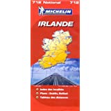 Irlande : 1/400 000par Michelin