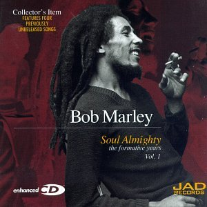 Bob Marley - Soul Almighty The Formative Years, Vol. 1 - Zortam Music