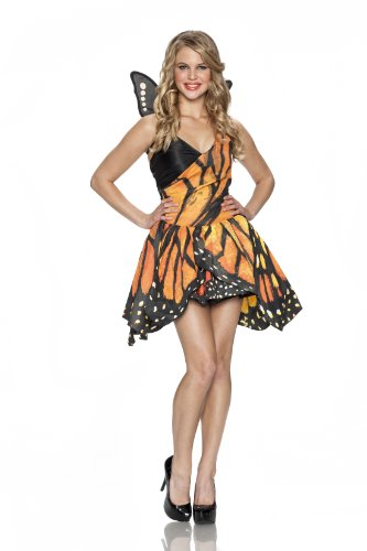 Delicious Women's Monarch Butterfly Costume