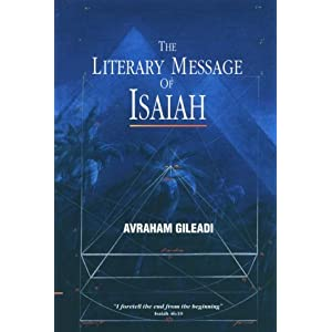Amazon.com: The Literary Message of Isaiah (9780962664311 ...