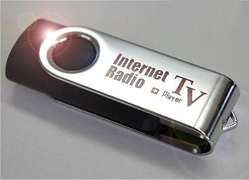 インターネットTV・ラジオが無料で視聴できる  ワールドジャック USB テレビ ラジオ ゲーム 外国語 勉強 World 日本語対応 FS-WTV/F