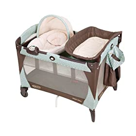 Graco Pack 'n Play Playard with Newborn Napper, Broadstreet