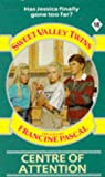 Centre of Attraction (Sweet Valley Twins) (0553175270) by Suzanne, Jamie