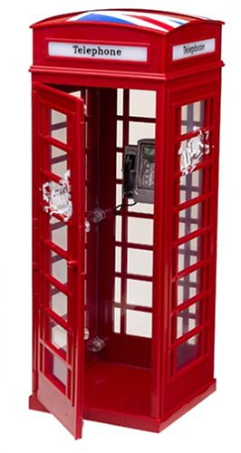 Bratz: World London Pretty in Punk Phone Booth
