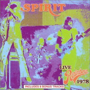 Live at the Rainbow 1978