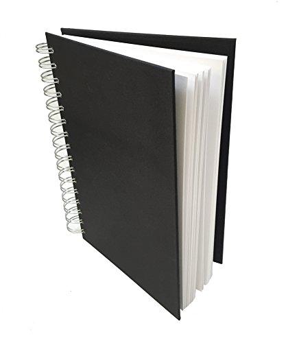 Artway Studio Wiro A4 Album per schizzi / Sketchbook - 100 pagine, 170 g/mq Carta grossa da disegno vergine acid-free