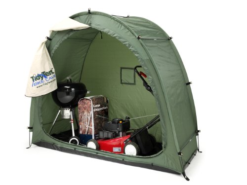TIDY TENT OUTDOOR STORAGE UNIT Picture