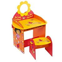 Dora the Explorer - Vanity Table & Stool