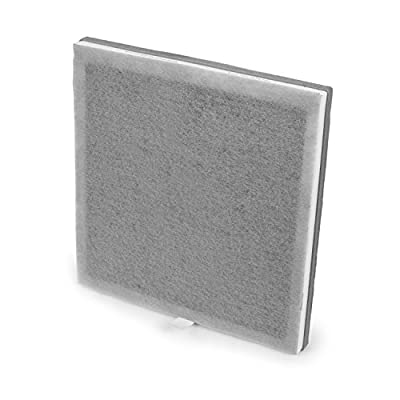 Air Purifier Replacement Filter - 3-in-1 True HEPA Filter Compatible with PureZone Air Purifier