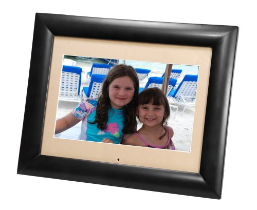 Smartparts SP1100B 11-Inch Digital Photo Frame (Black Wood) (Athena Picture compare prices)