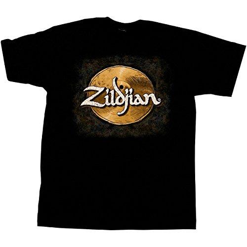 Zildjian Handdrawn Cymbal Tee Small