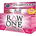 Garden Of Life Vitamin Code Raw One For Women, 75 Vegetarian Capsules
