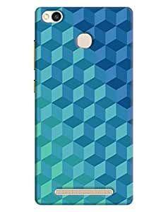 Xiaomi Redmi 3S Plus Back Cover By FurnishFantasy