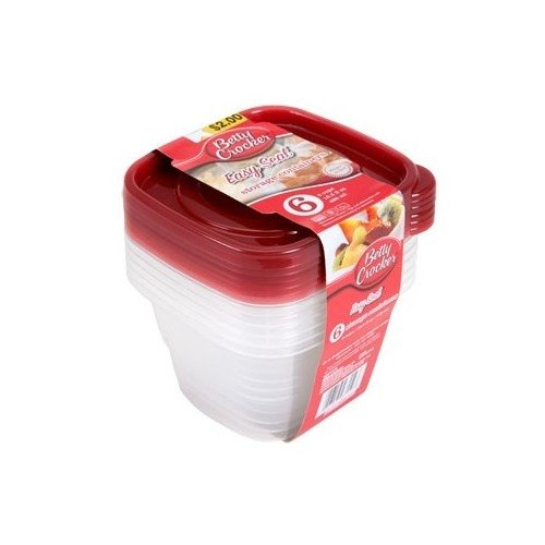 food-storage-containers-set-of-2-betty-crocker-165-oz-durable-plastic-easy-seal-6-count-reusable-bow