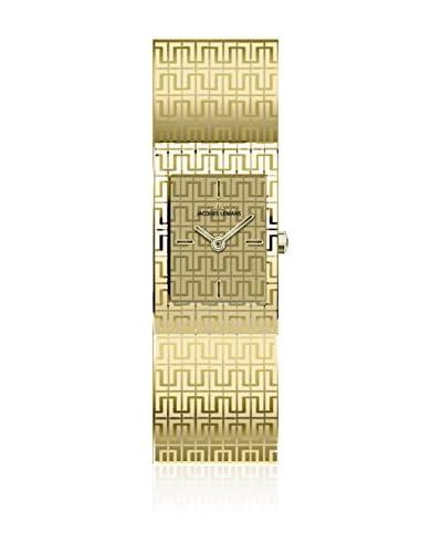 Jacques Lemans Reloj de cuarzo Vedette 1-1510 Dorado 20  mm