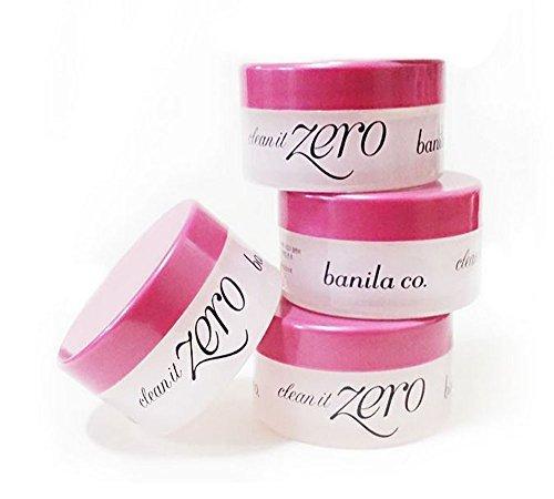 [Banila Co] Clean It Zero Cleanser Travel Kit 7g * 4pcs (Banila Extract compare prices)