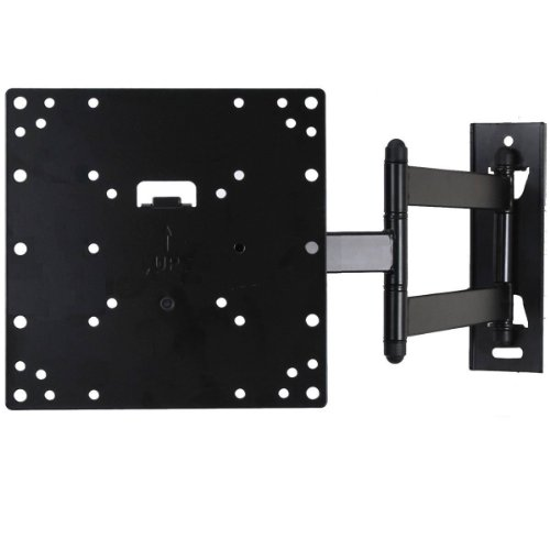 VideoSecu LED LCD TV Wall Mount Full Motion with Swivel Articulating Arm for most 23 to 37