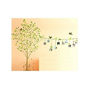 Large Tree of Life Hang Your Pictures Wall Sticker Decal for Kids Room Living Room