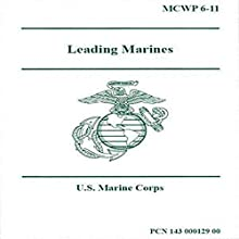Leading Marines (       UNABRIDGED) by U.S. Marine Corps Narrated by Joe Farinacci
