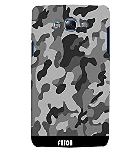 Fuson Millitary Pattern Back Case Cover for SAMSUNG GALAXY J5 - D3683