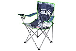 NFL Seattle Seahawks Tween Camp Chair