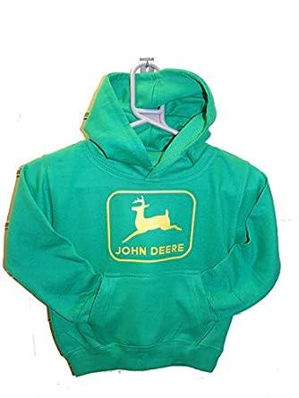 Children 39 s john deere custom printed hoodie for John deere shirts for kids