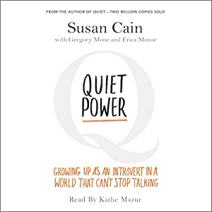 Quiet Power Hörbuch