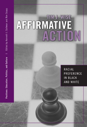 a report on the controversies of affirmative action