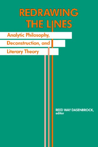 Redrawing the Lines: Analytic Philosophy, Deconstruction, and Literary Theory (Minnesota Archive Editions)