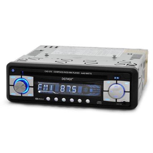CAD-375 Autoradio (CD, MP3-Wiedergabe, Aux-in)