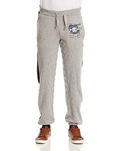 Geographical Norway Pantalone Moustache [Grigio]